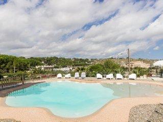 Ad Avola, tra Noto e Siracusa, meravigliosa villa con  piscina privata.