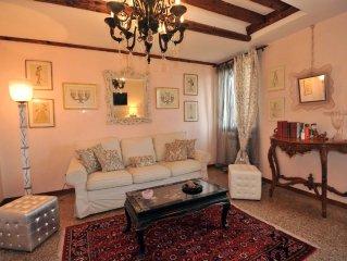 Salute, Punta della Dogana, Luxury Appartment, Magica Vista su S.Giorgio