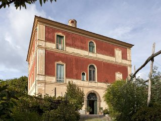 Antica villa panoramica a Sorrento: Pompei e Amalfi a due passi
