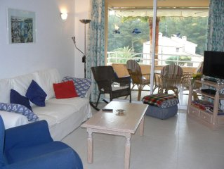 Nice apartment near the sea and opposite forest