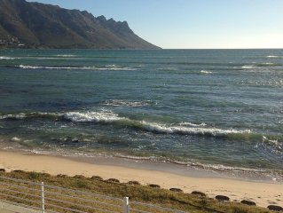 Gordons Bay - Right on the Beach with one of the Best Views in the World