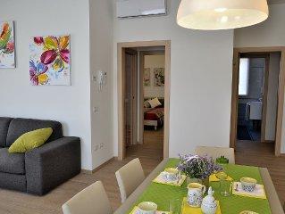 Appartamenti con due camere da letto e due bagni - Piano Primo