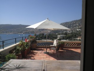 Stunning Sea Views, Large Terrace, Superb Location