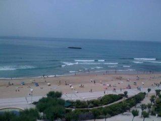 Premiere ligne mer - Vue panoramique Accès direct Grande Plage  - wifi -parking