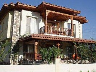 Gorgeous 3 Bed Villa w/ Pool & Mountain Views, Peaceful, Dalyan Centre - 2 Mins