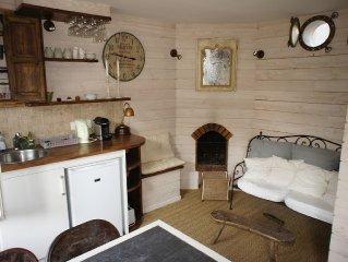 Adorable maison de pecheur, confortable et lumineuse - wifi