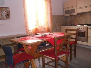 Appartamento in campagna a due passi dal mare di Levanto e le 5 Terre.