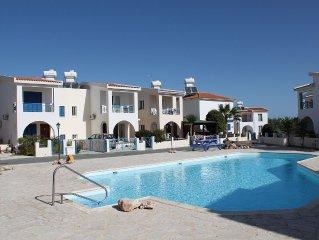Villa With Communal Pool