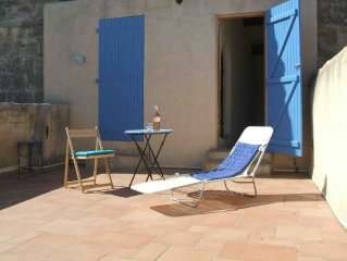 Charming 3 bedroom house in Tarascon close to Arles Photography Festival & Nimes