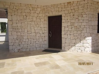 Beautiful villa in Campaign + independent TRULLI (a few km from the sea)