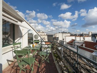 SPECIAL OFFER  March 2017 - 780 €/week A/C TERRACE VIEW