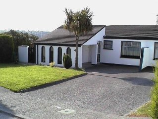 Bungalow in Kinsale With Great Views just 5 Minutes Walk to Kinsale Centre