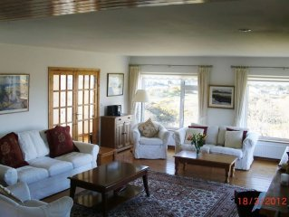 Renvyle 'Heaven Too' Luxury 5****   near Islands Beaches Mountains Village