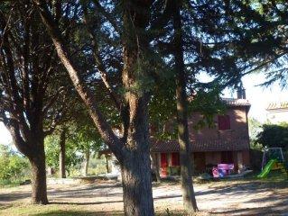 Casale sulla via francigena a 9 km da Viterbo