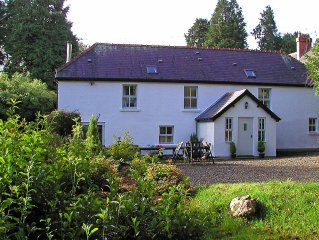 Country Cottage Near Narberth In Pembrokeshire, Wales