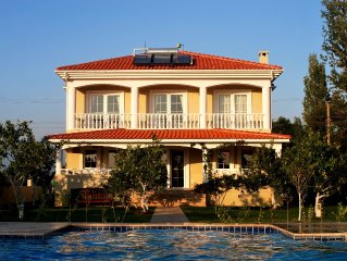 Very luxurious villa with very special atmosphere and full privacy