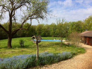 Idyllic, Rustic Retreat;  2 Cottages, Private Poo