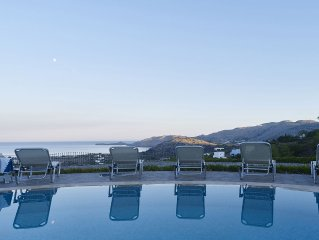 Luxury Villa Lindos Star, Lindos area with Private Pool and Fantastic Sea Views!