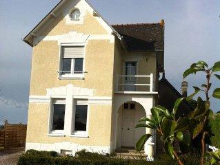 Villa St Michel  proche de la mer...