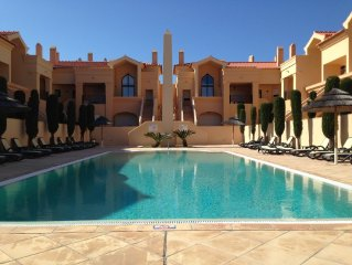 2 bed apartment in Baia da Luz, Western Algarve,