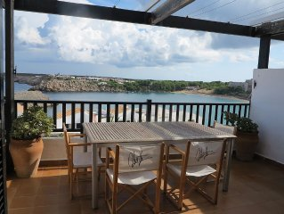 3 Bedroom Apartment with Marvelous View onto the sea.