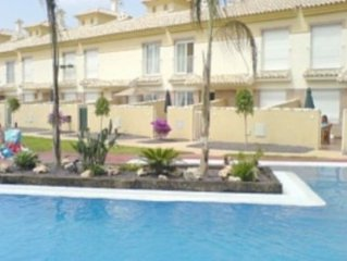 Perfectly Located 3 Bedroom House Just Yards From The Pool