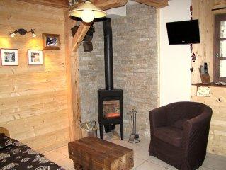 Appartement dans authentique chalet d'alpage