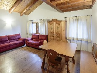 Appartamento in casa ristrutturata a pochi passi dalla skia area Tofana
