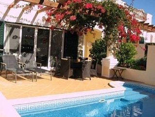 Completed In 2004, Beautifully Furnished, South Facing Villa With Pool