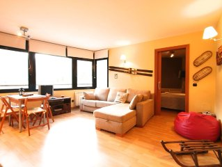 Idyllic apartment in Incles, Grandvalira