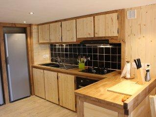 Magnifique triplex de 75 m², 6-8 personnes, tout confort, vue splendide Sud