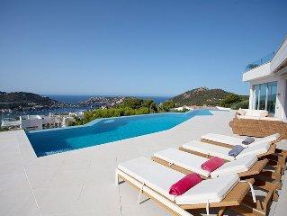Super Luxury & Spa in Puerto Andratx
