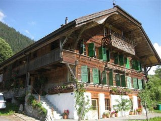 Beautifull apartment in alpine farm
