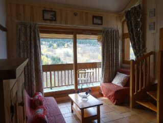 ideal for mountain biking and wintersports holiday