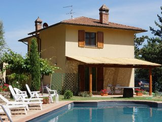 Countryside Family Villa With Private Pool
