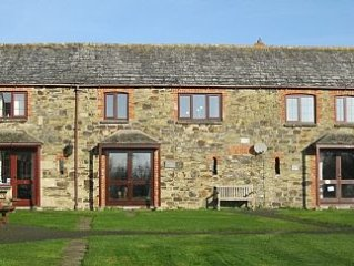 Cosy Stone Cottage In St Minver, Nr. Rock, Cornwall