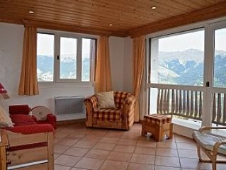 Attractive Luxury Apartment With Panoramic Views In Courchevel 1550, Franc