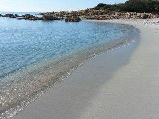 Villa Paradiso, a 50 metri da spiaggia, ampio giardino, free Wifi, all inclusive