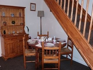Cottage Situated Within the Grounds of an Owl Sanctuary and Wildlife Park.