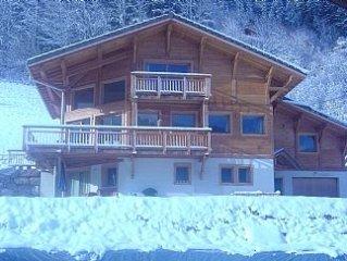 Self-Catering Luxury Apartment In Portes Du Soleil Ski Region