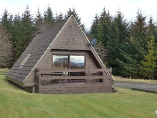 Cosy Holiday Lodge In The Scottish Highlands