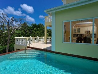 Villa Maja - 3 Bedroom 3.5 Bathroom In Trouya With Pool Nr Windjammer Landing