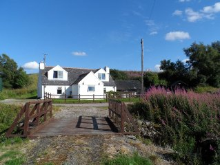 Cosy Cottage, Glenlivet,Speyside,- Perfect Rural Location for Outdoor Activities