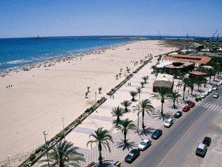 Puerto De Sagunto: ACOGEDOR  y  COMODO APARTAMENTO TOTALMENTE RENOVADO