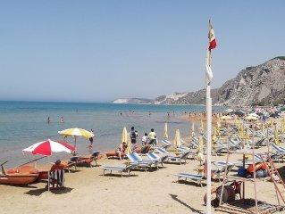 Siculiana Marina: 18 Km from AGRIGENTO-WIDE TERRACE , 300m.DALLA  BEACH DI SABB