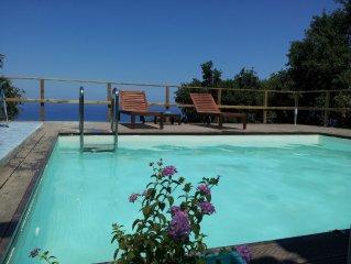 Il posto piu bello della Sicilia! SPETTACOLARE VISTA ISOLE EOLIE!