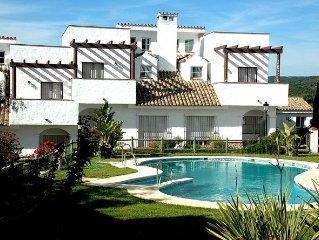 Exclusivo Chalet con piscina en el interior del P.N. Alcornocales