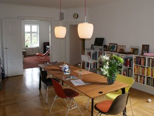 Relaxing, calm, yet central - feel like home with a scandinavian touch