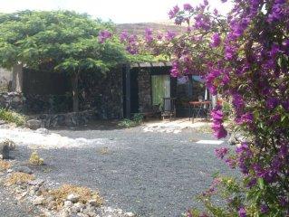 Apartamento rural independiente y ecológico a minutos de la  playa de Arrieta