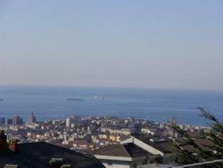 Trieste Panoramico vista sul golfo
